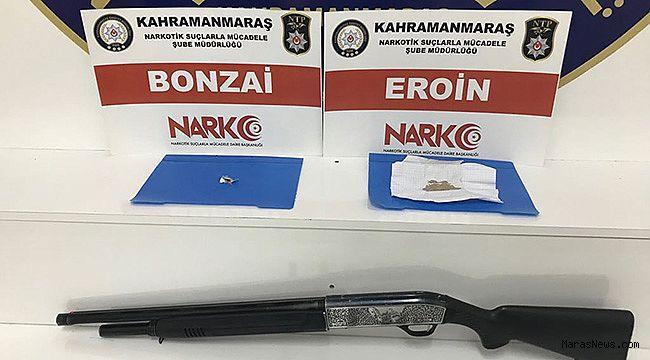 Narrkotik'ten Uyuşturucu satıcısına suçüstü: 1 kişi tutuklandı