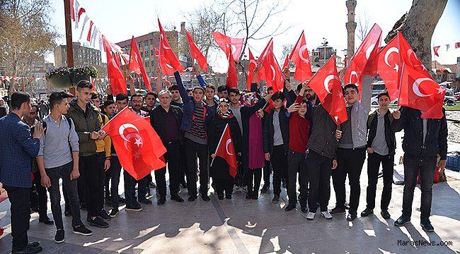 Nesli Pak'tan İstiklal Marşı Etkinliği
