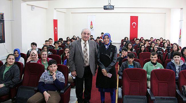 Onikişubat Belediyesi Okur Yazar Buluşması etkinliği gerçekleştirildi