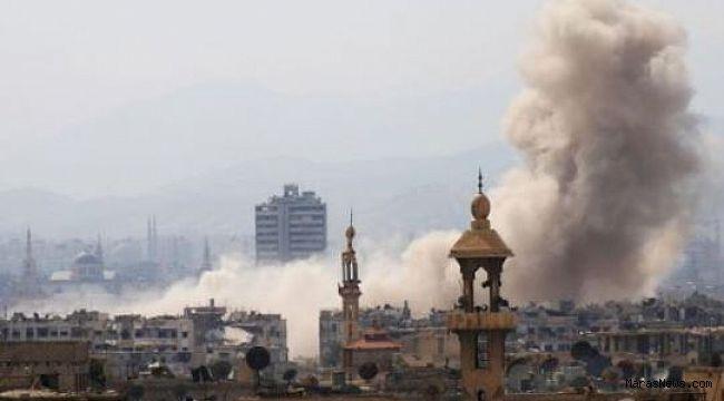 Şam'da katliam! 29 ölü, 32 yaralı