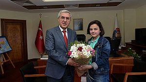 23 Nisan'da KSÜ Rektörü Nesrin Sena Gürlek oldu