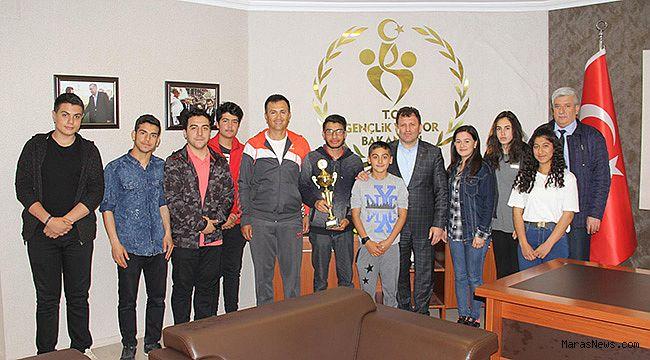 Atıcılık Federasyon Kupasında sporcular kupayı kaptı