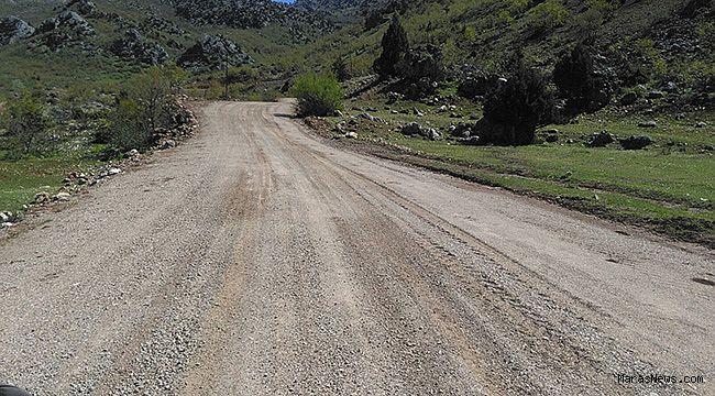 Çevrepınarı yolu asfalta hazır