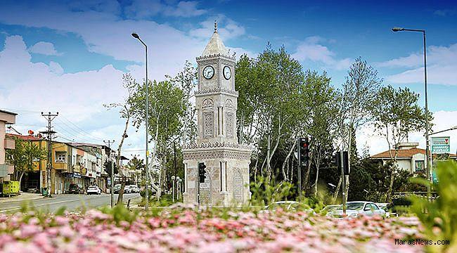 Dulkadiroğlu'ndan şehrin estetiğine bir eser daha