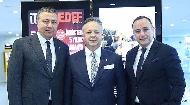 İTHİB'in yeni başkanı Ahmet Öksüz