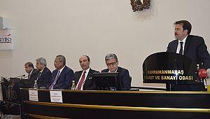 KMTSO Yeni Meclisi tanışma toplantısında biraraya geldi