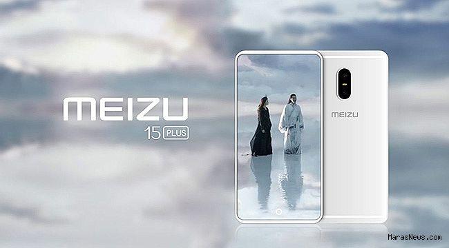 Meizu 15 Plus'ın Gerçek Görüntüleri Nihayet Ortaya Çıktı