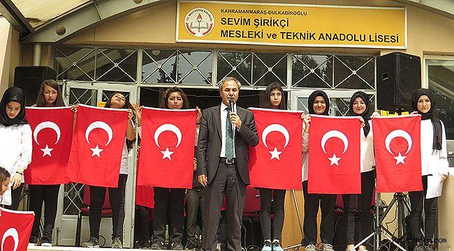 Milli Birlik ve Beraberlik programı düzenlendi