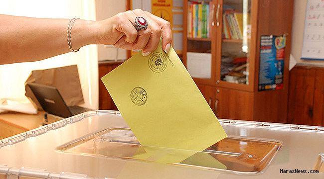 Oy verecekler Dikkat! Resmi gazetede yayımlandı!