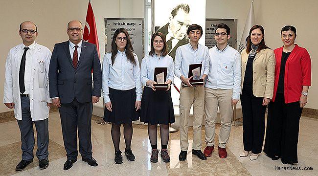 SANKO Öğrencileri, İTÜRO'dan iki Türkiye üçüncülüğü ile döndü