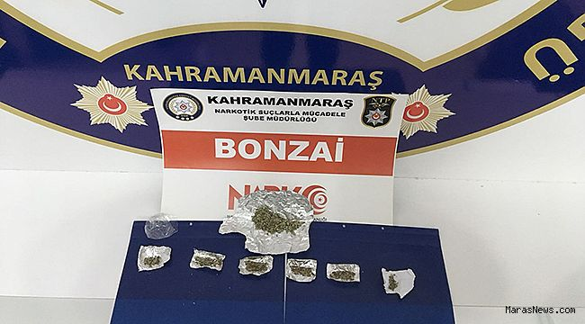 Uyuşturucu satıcılarına operasyon: 3 gözaltı