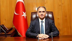 Vali Vahdettin Özkan'dan 23 Nisan Mesajı