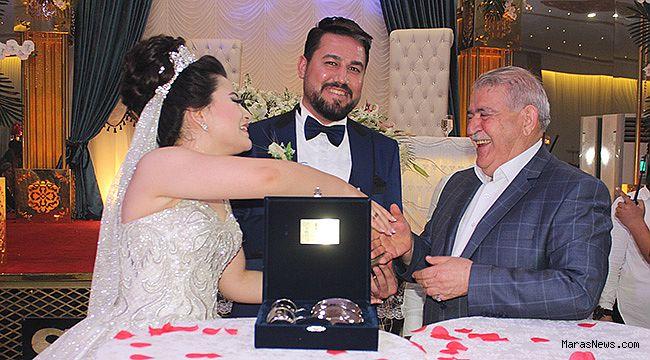 Avukatların düğünü muhteşem oldu