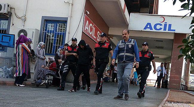 Cezaevi firarisi Kahramanmaraş'ta yakalandı!
