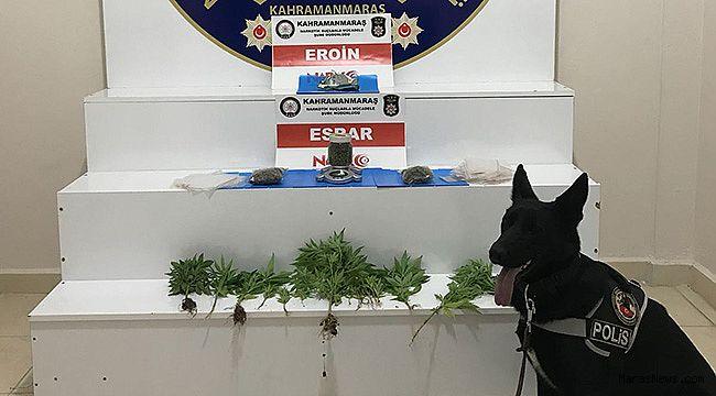 Emniyet'ten Uyuşturucu madde operasyonu!