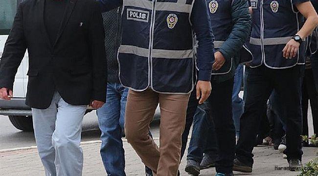 Kahramanmaraş'ta FETÖ Askeri yapılanmasına operasyon