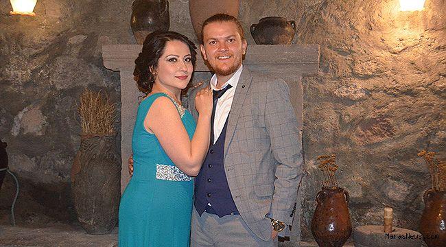 Metehan ile Ebrar nişanlandı