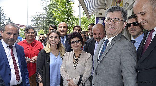 MHP Vekil aday adaylarını Andırın'da tanıttı