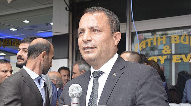 """Sermet Yıldız: """"İmtihanımız yeni başladı"""""""