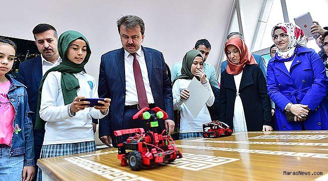 STEM Merkezi açıldı