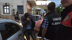 Uyuşturucu satıcıları tutuklandı!