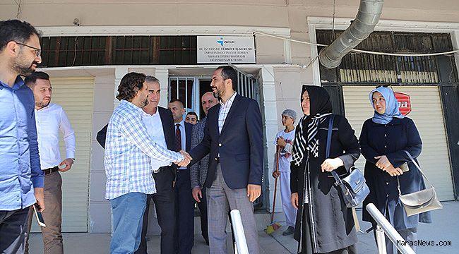 Ahmet Özdemir, vatandaşlardan destek istedi