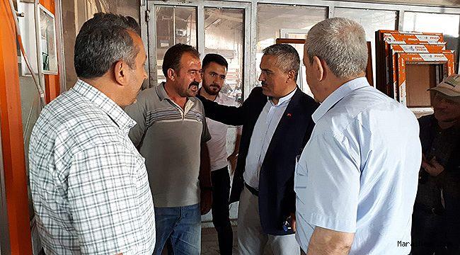 """AK Parti'li Karakoç: """"24 Haziran seçimleri ülke meselesidir"""""""
