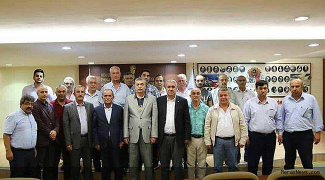 Akdeniz Kahramanmaraşlılar Federasyonu kuruldu