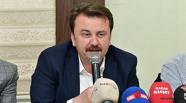 """Başkan Erkoç: """"Kahramanmaraş'ı örnek bir şehir yapacağız"""""""