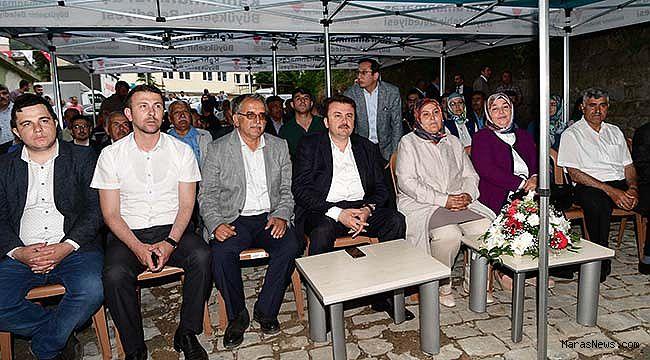 Büyükşehir'den Andırın'a Gençlik ve Spor Merkezi