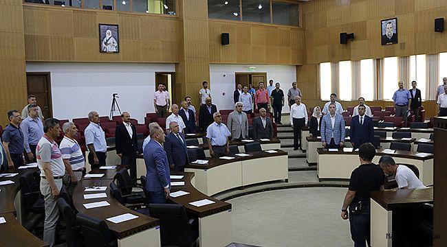 Büyükşehir Meclisi 12 Haziran'da Toplandı
