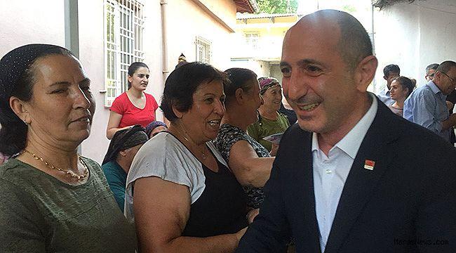 CHP'li Öztunç: 'Beni herkes arayabilir'