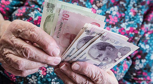 Emekliye üçlü ödeme!