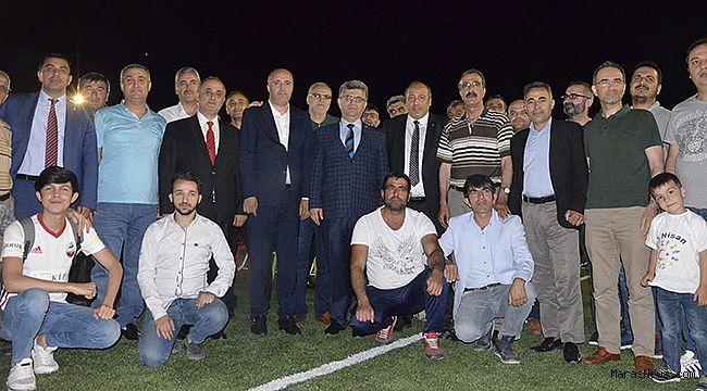 Kahramanmaraş'ın Sporu İçin Tarihi Gün
