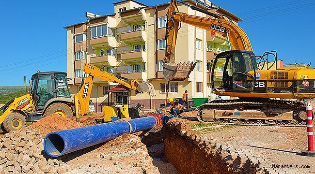 KASKİ'den Pazarcık'ta hummalı çalışma