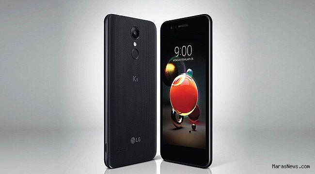 LG K9 Türkiye'de satışa sunuldu!