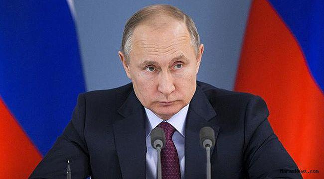 Putin'den şaşkına çeviren Suriye itirafı!