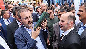 """""""Senin Recep Tayyip Erdoğan'a meydan okuman için 40 fırın ekmek yemen gerekir"""""""