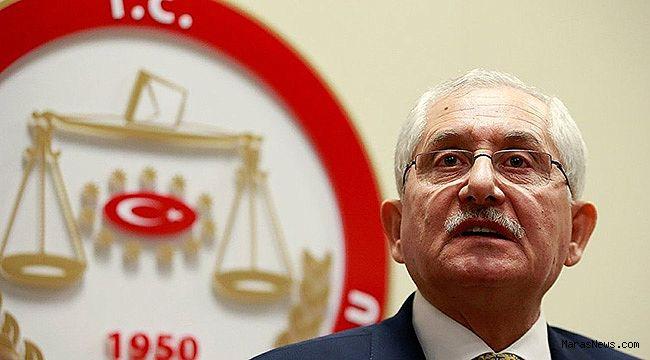 YSK: Erdoğan salt çoğunluğu aldı