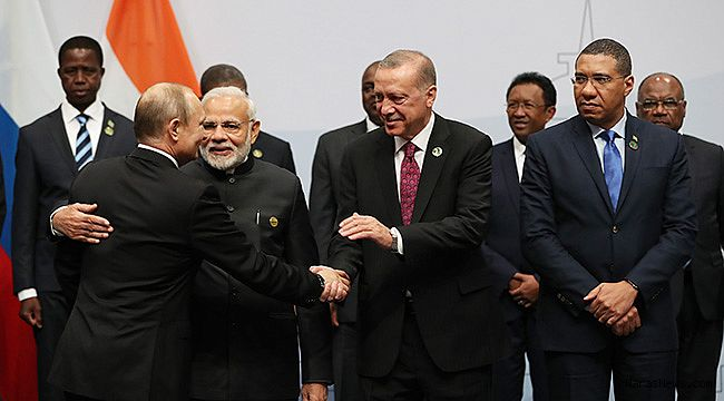 Başkan Erdoğan'dan ABD'ye rest!