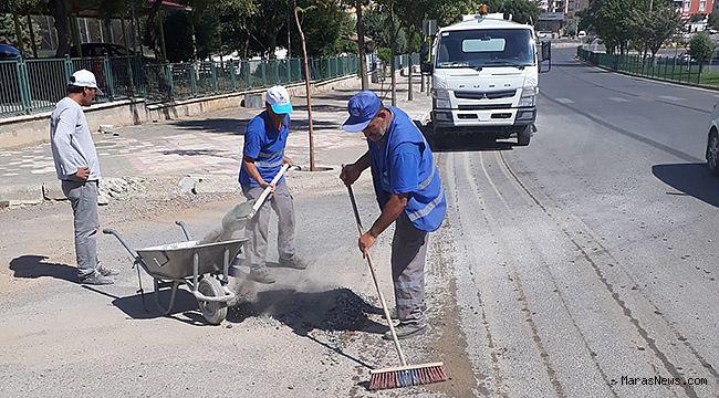 Büyükşehir'den İl Genelinde Çevre Temizliği