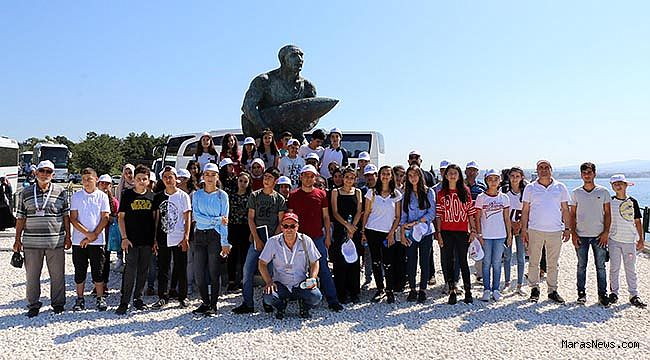Büyükşehir'den Öğrencilere Çanakkale Gezisi