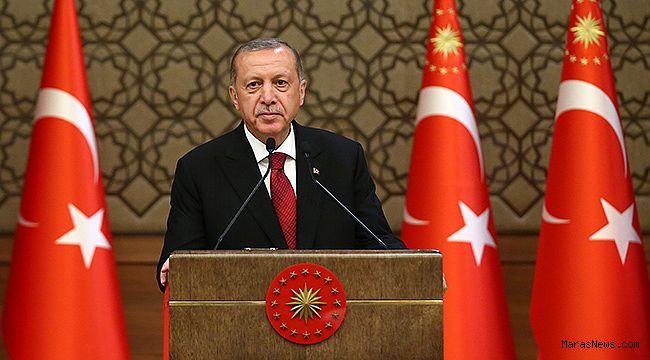Cumhurbaşkanı Erdoğan, Cumhurbaşkanlığı Kabinesi'ni açıkladı