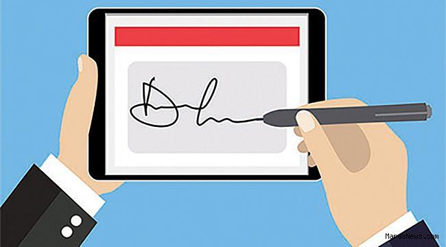 Elektronik imza sayısı her geçen gün artıyor