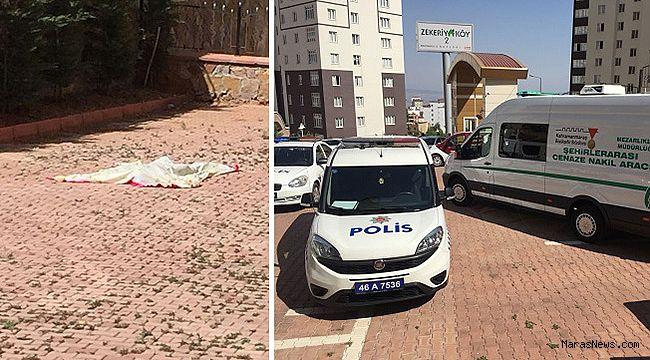 Kahramanmaraş'ta genç kız intihar etti