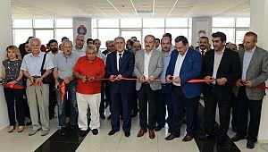 KSÜ'de '1071 Malazgirt'ten 15 Temmuz'a Milli Diriliş Destanı Resim Sergisi' açıldı