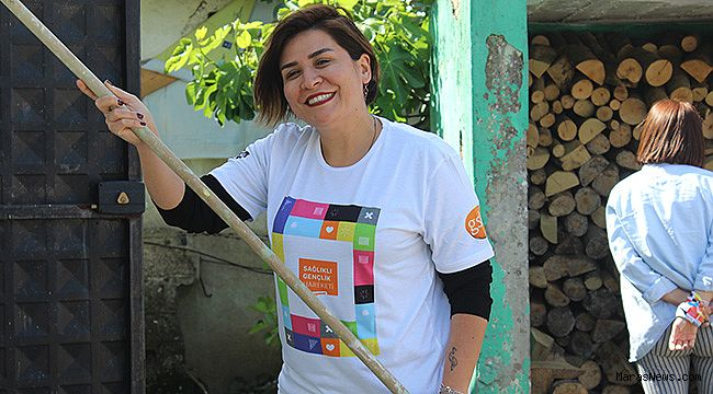 Sağlıklı Gençlik Hareketi Akdeniz'de 17 eğitim gerçekleştirdi