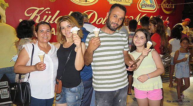 Dondurma Tırı KKTC'de gönülleri fethetti
