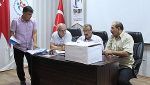 Futbol İl Tertip Komitesine Ali Kazancı seçildi