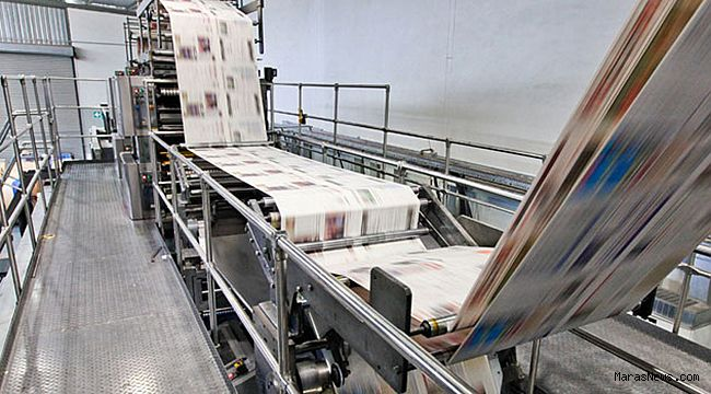 Gazete ve dergi sayıları her geçen gün azalıyor